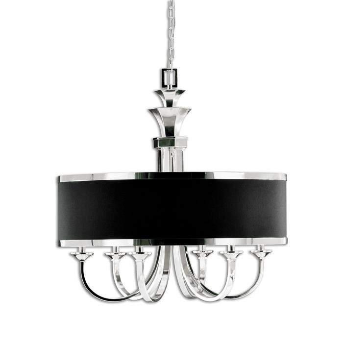 Tuxedo люстра с одним абажуром 6 лампочек арт 21130 мебель
