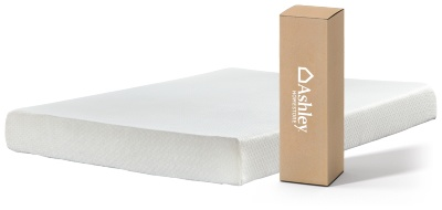 M72641 Матрас Queen Chime 8 Inch Memory Foam - White